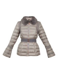Yelta Quilted Down Jacket
