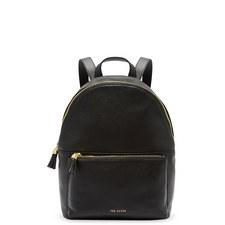 Mollyyy Leather Tassel Backpack