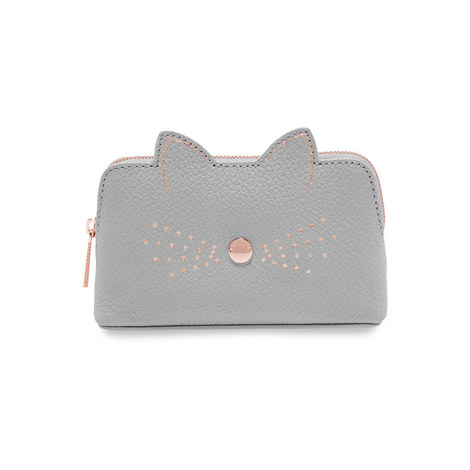 Oohan Cat Whiskers Mini Make Up Bag, ${color}