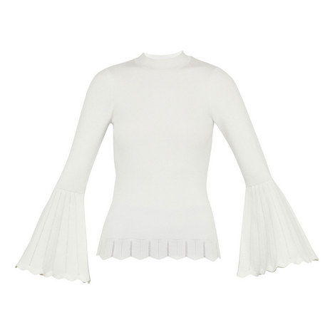 Emile Sleeve Detail Sweater, ${color}