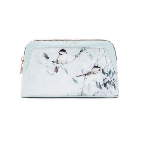 Brenlee Mistletoe Kiss Makeup Bag, ${color}