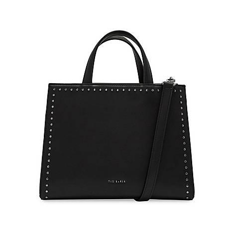 Stephh Micro Stud Shoulder Bag, ${color}
