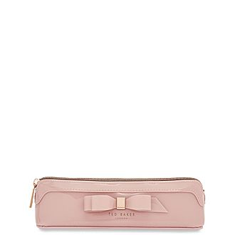 Casella Bow Pencil Case