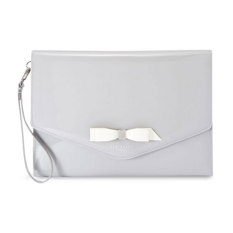 Cersei Bow Envelope Pouch, ${color}