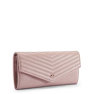Tonya Quilted Envelope Matinee Purse