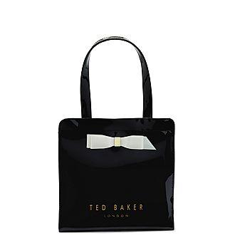 Arycon Bow Detail Small Icon Bag