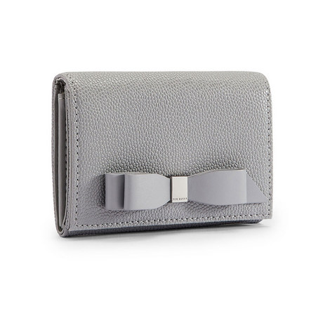 Leonyy Bow Flap Mini Purse, ${color}