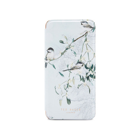 Mistletoe Kiss iPhone 8 Phone Case, ${color}