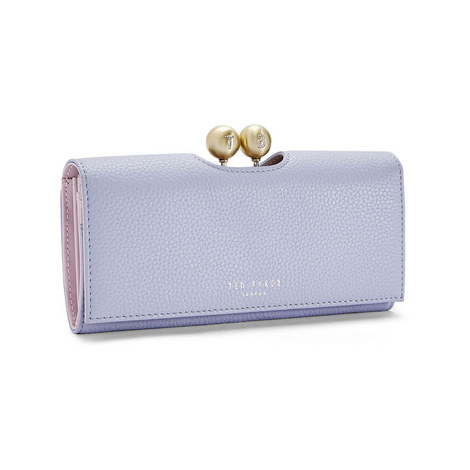 Josiey Leather Bobble Matinee Purse, ${color}