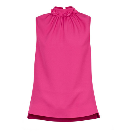 Audrye Ruffle Top, ${color}