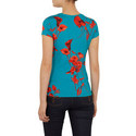 Dillia Fantasia Fitted T-Shirt, ${color}