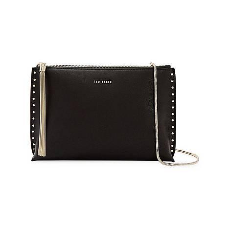 Tessa Tassel Chain Bag, ${color}