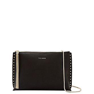 Tessa Tassel Chain Bag