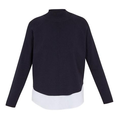 Popilia Mockable Sweater, ${color}
