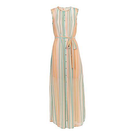 Canpar Candy Stripe Dress, ${color}