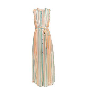 Canpar Candy Stripe Dress
