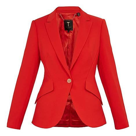 Aniita Angular Tailored Jacket, ${color}