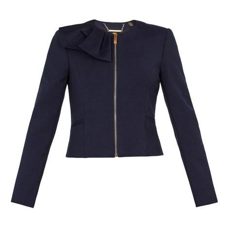 Zamelii Cropped Jacket, ${color}