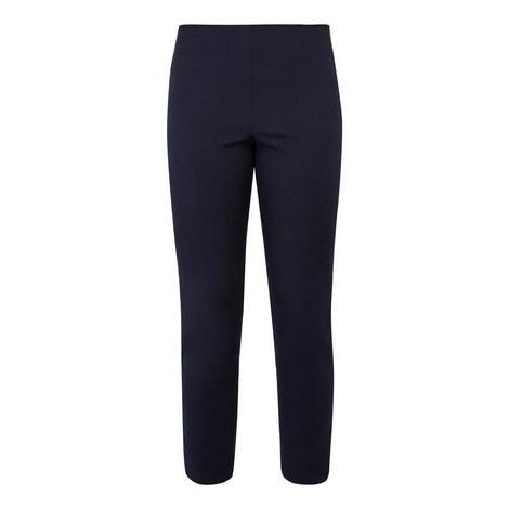 Zamelit Zip Skinny Trousers, ${color}