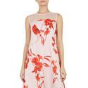 Jaazmin Fantasia Scallop Mini Dress, ${color}