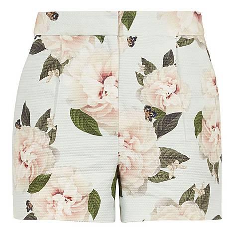 Noosam Magnificent Textured Shorts, ${color}