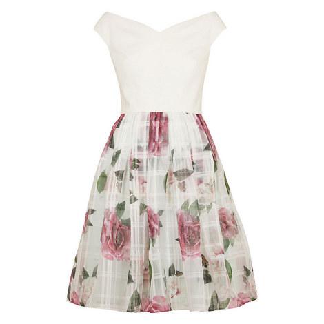 Licious Magnificent Bardot Dress, ${color}