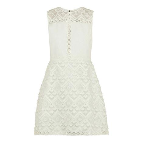 Butrcp A Line Dress, ${color}