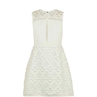 Butrcp A Line Dress
