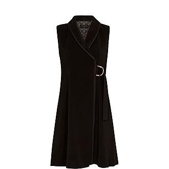 Adaard D Ring Tailored Dress