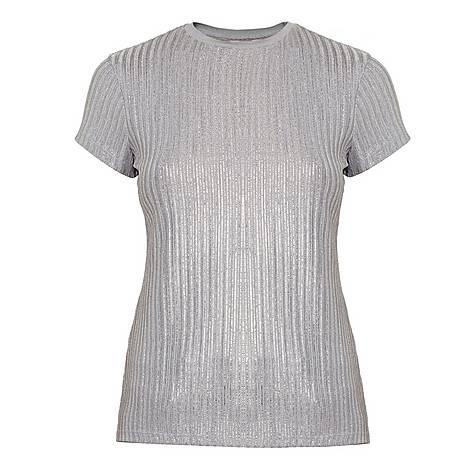 Catrino Metallic T-Shirt, ${color}