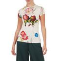 Dililah Berry Sundae T-shirt, ${color}