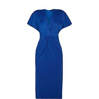 Ellame Wrap Detail Dress