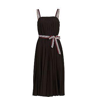Pleatzi Pleated Dress