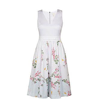 Reyyne Full Skirted Dress