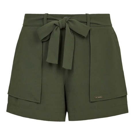 Mitty Tie Waist Shorts, ${color}