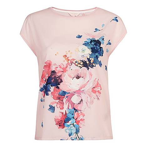 Santula Floral T-Shirt, ${color}