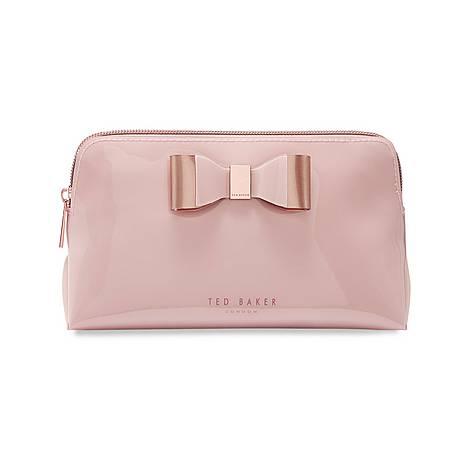 Vivekah Bow Make Up Bag, ${color}