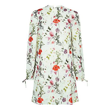 Imane Hedgerow Tunic Dress, ${color}