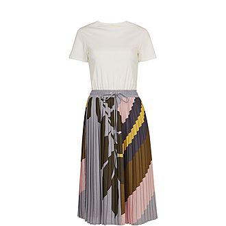 Izabele Maple Midi Dress