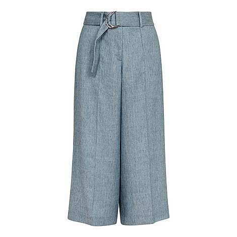 Charlla Paperbag Trousers, ${color}