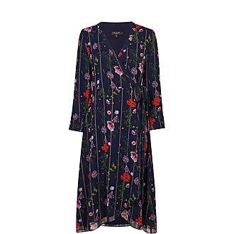 Elowisa Wrap Dress