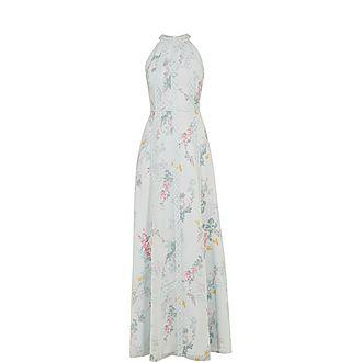 Dahleen Lace Maxi Dress