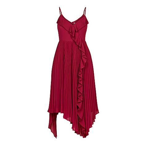 Kattyy Pleated Dress, ${color}
