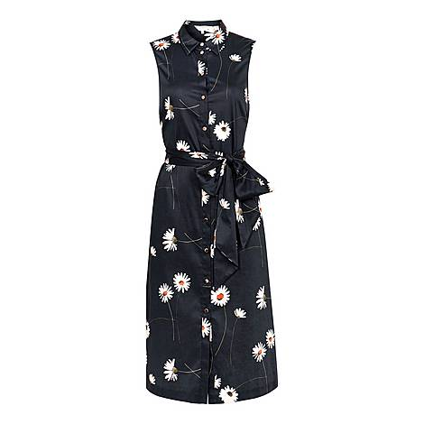 Bonina Shirt Dress, ${color}