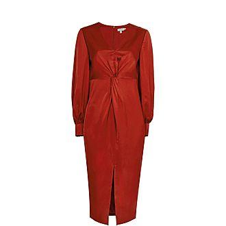 Penalo Twist Detail Dress