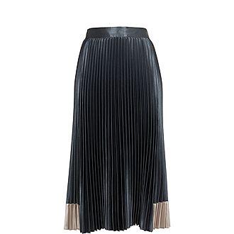 Glaycie Pleated Skirt