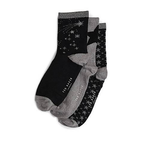Sisli Start Sock Set, ${color}