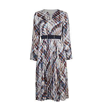 Lilis Quartz Print Dress