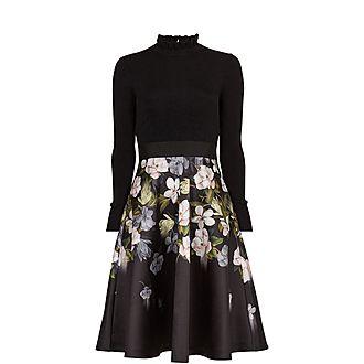 Nerida Opal Print Dress