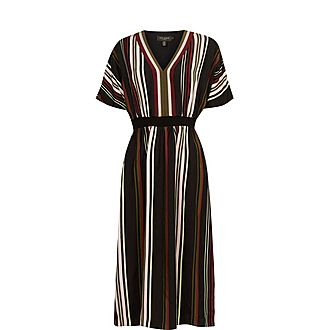 Safiiya Striped Dress